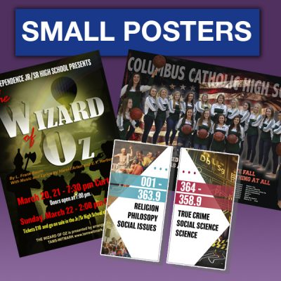 small posters