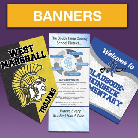 BANNERS F