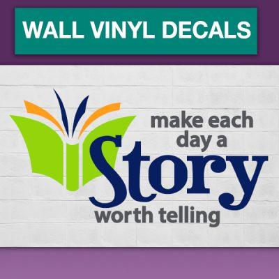 Wall Vinyl Decals