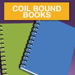 Coil Bound Books