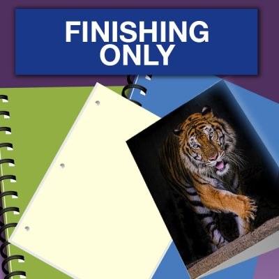Finishing Only