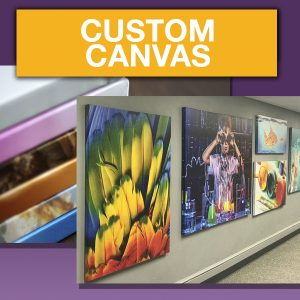 Custom Canvas
