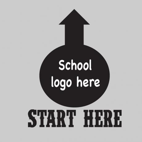 60047 School Logo Start Here Sensory Floor Decals-01