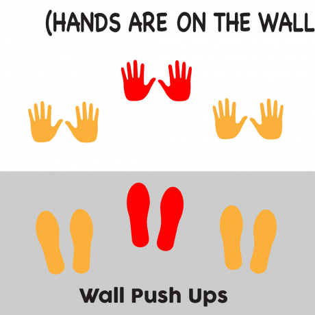 60048 Wall Push Ups Sensory Floor Decals-01