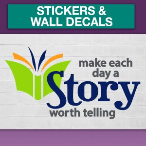 Stickers & Wall DECALs