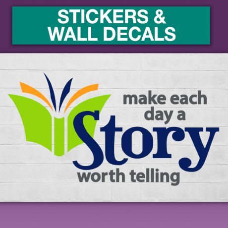 Stickers & Wall VINYL DECAL