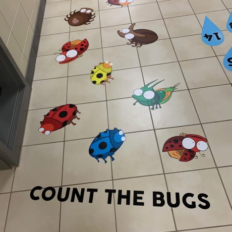 count the bugs