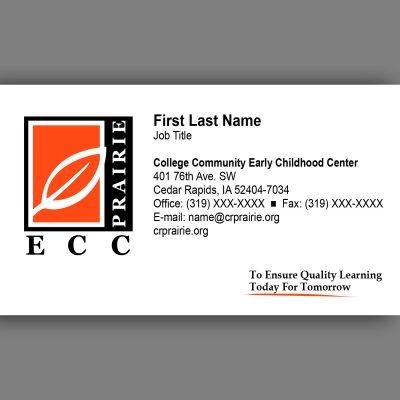 ECC Business Card