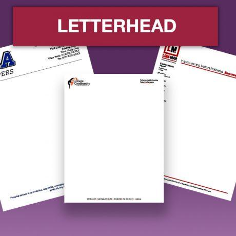 Letterhead Product