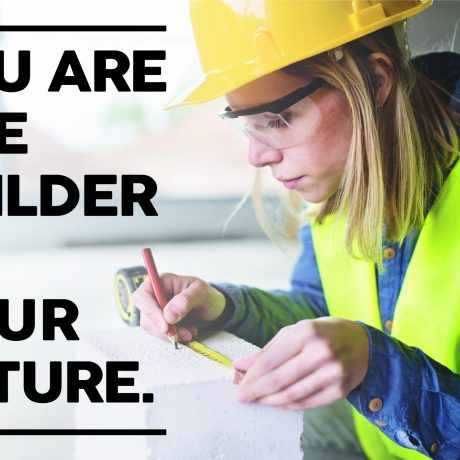 You are the builder_POSTER-05