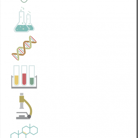 personalized science notepad